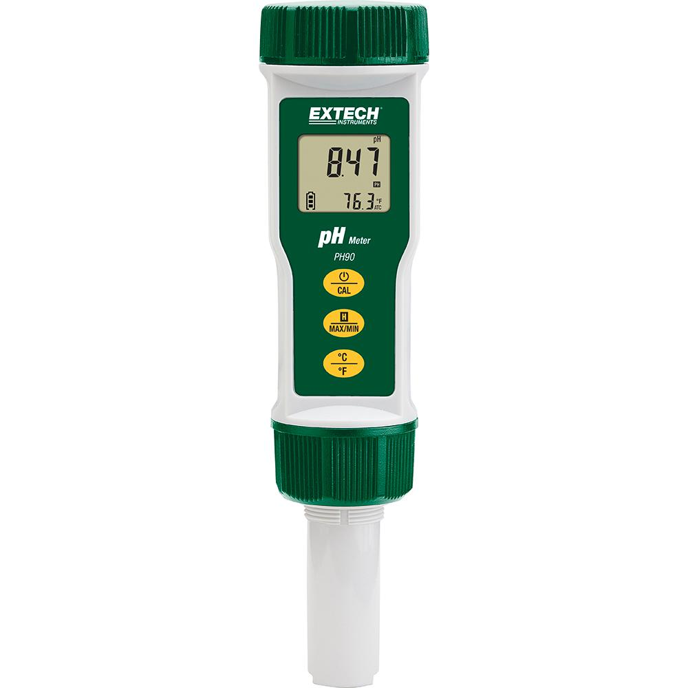 Waterproof pH Meter