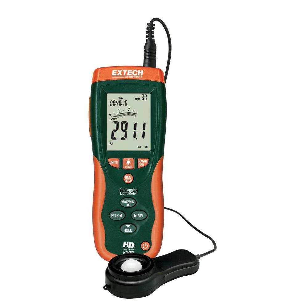 Light Meter Data Logger